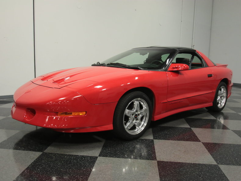 For Sale: 1995 Pontiac Firebird
