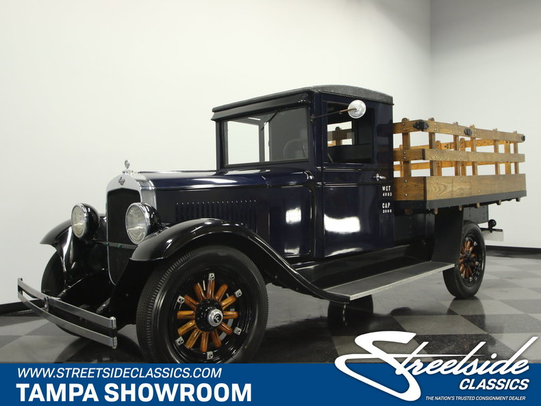 1929 Fargo Stake Bed