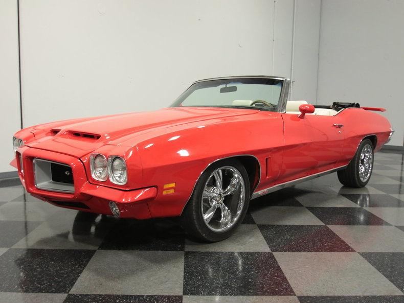 For Sale: 1972 Pontiac Le Mans
