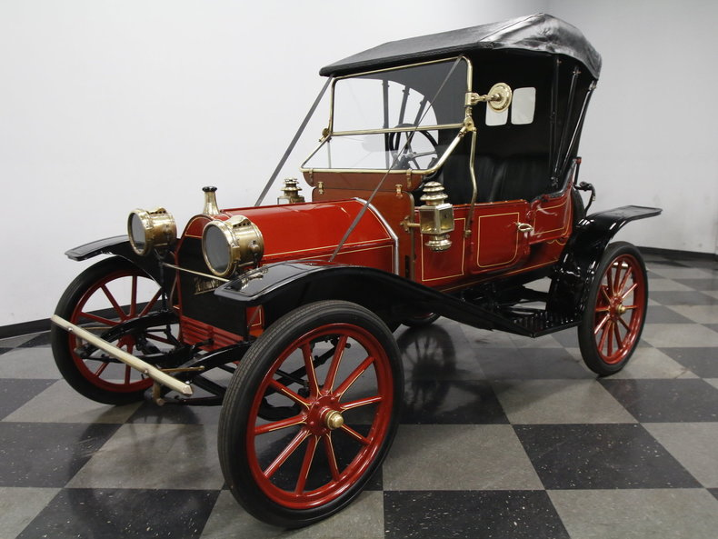 For Sale: 1912 Hupmobile Model 20