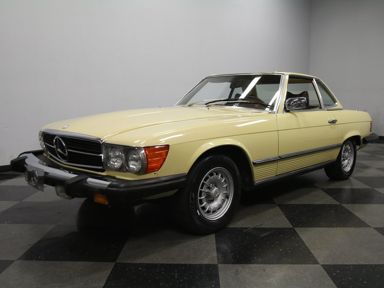 For Sale: 1978 Mercedes-Benz 450SL