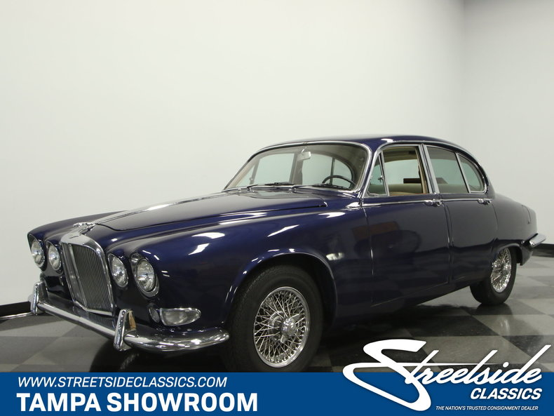 For Sale: 1967 Jaguar 420