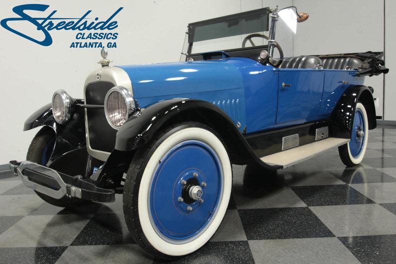 For Sale: 1923 Studebaker Big 6