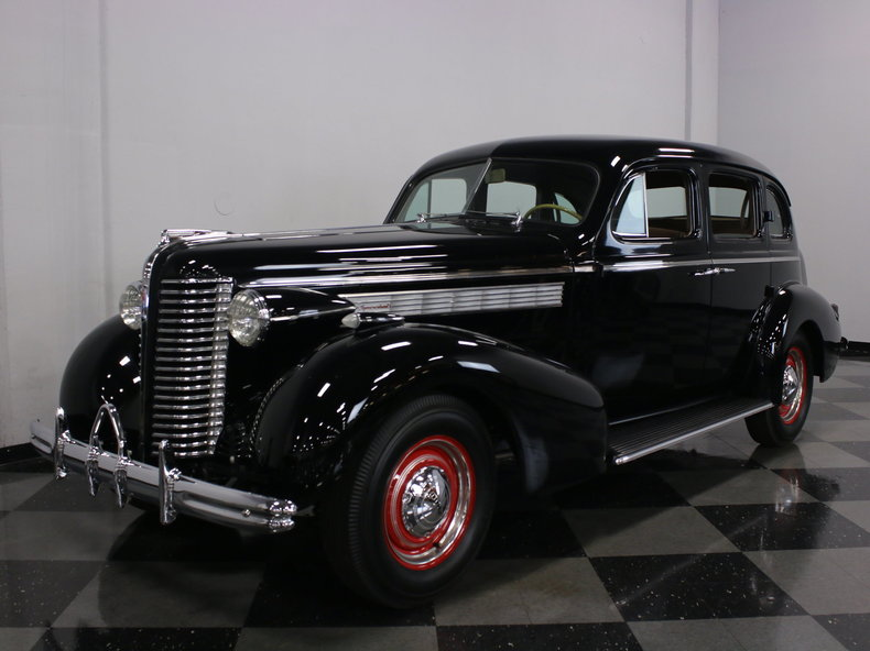 For Sale: 1938 Buick Series 40
