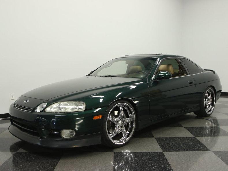 For Sale: 1998 Lexus SC 300