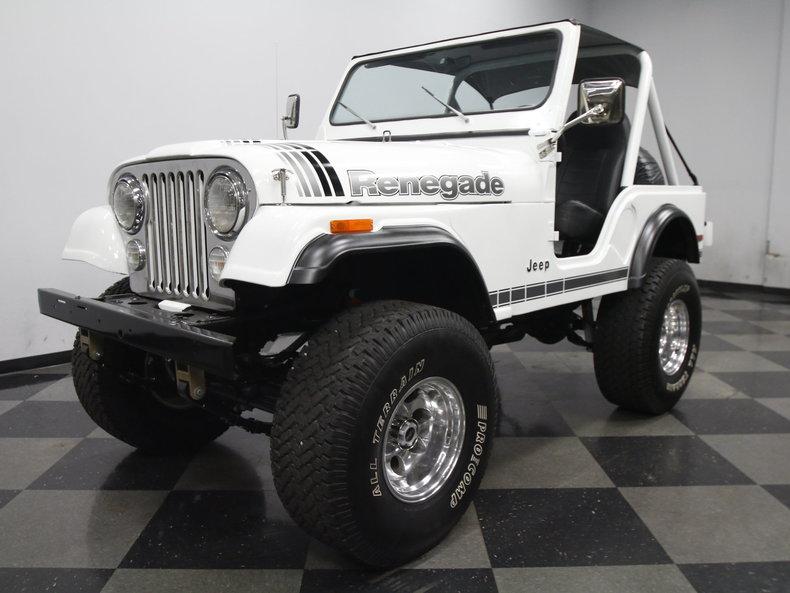For Sale: 1980 Jeep CJ5