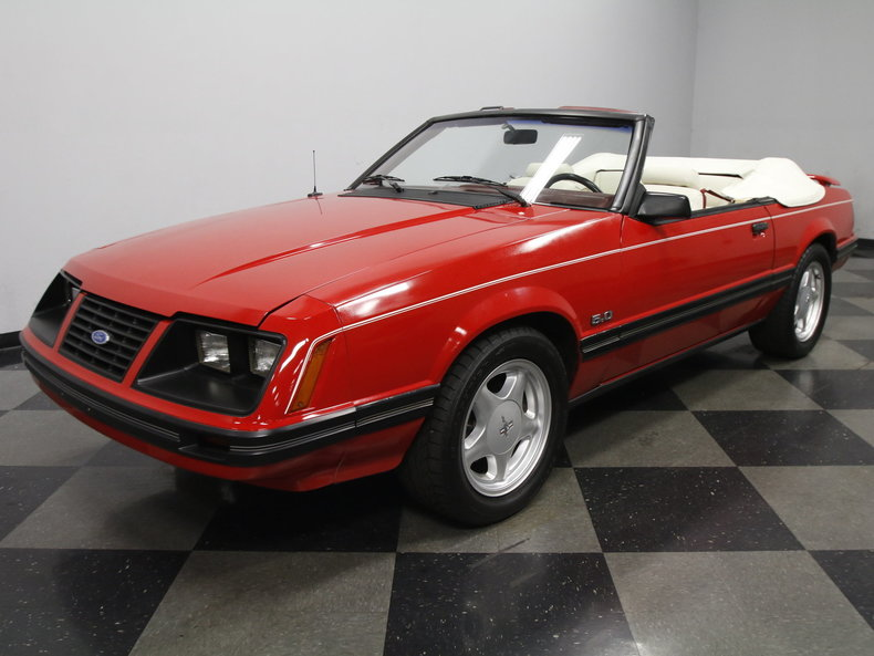 For Sale: 1983 Ford Mustang