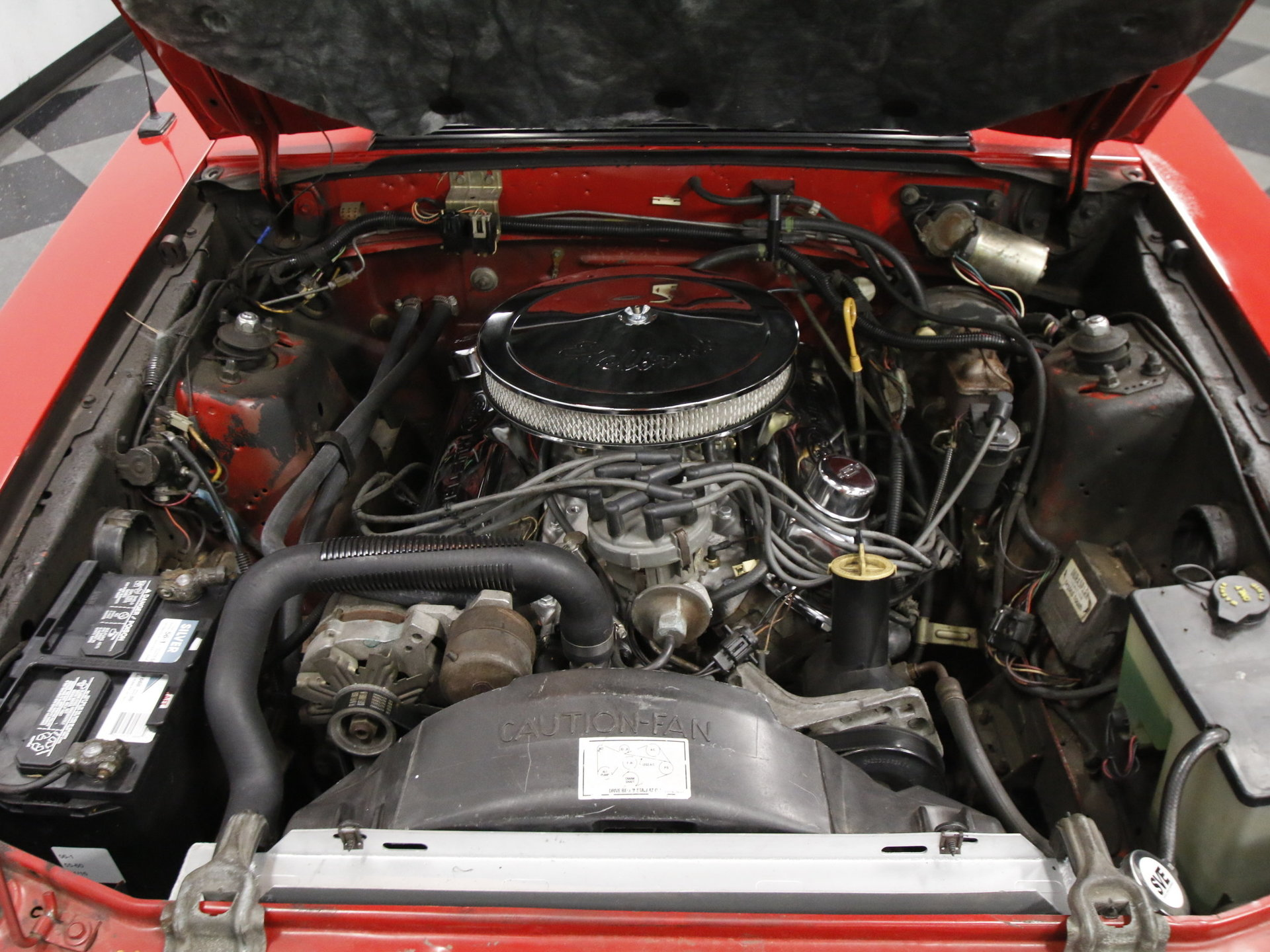 1983 Ford Mustang Streetside Classics The Nations Trusted Gt Engine View 360