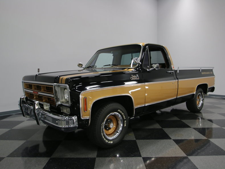 For Sale: 1975 GMC Sierra Classic 1500