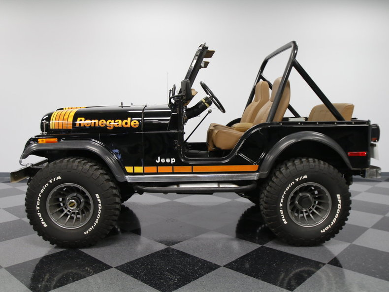 Fort Worth Jeep Inventory >> 1979 Jeep CJ5 | Streetside Classics - The Nation's Trusted Classic Car Consignment Dealer