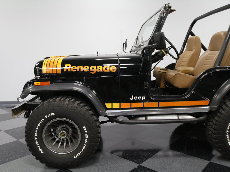 Jeep Dealer In Fort Worth >> 1979 Jeep CJ5 | Streetside Classics - The Nation's Trusted Classic Car Consignment Dealer