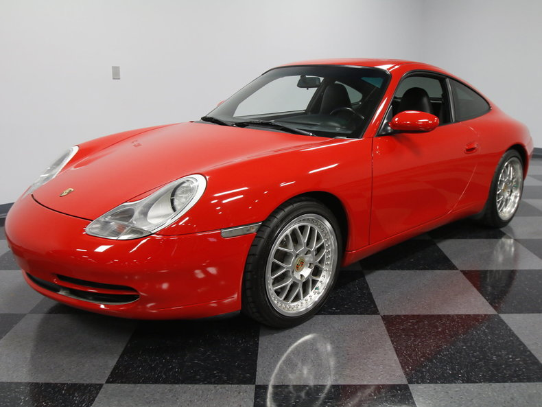 For Sale: 1999 Porsche 911
