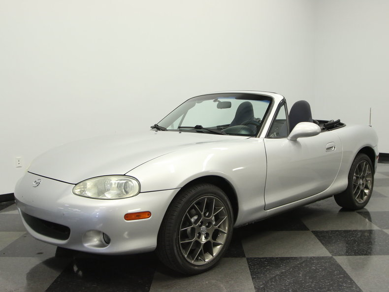 For Sale: 2004 Mazda MX-5 Miata