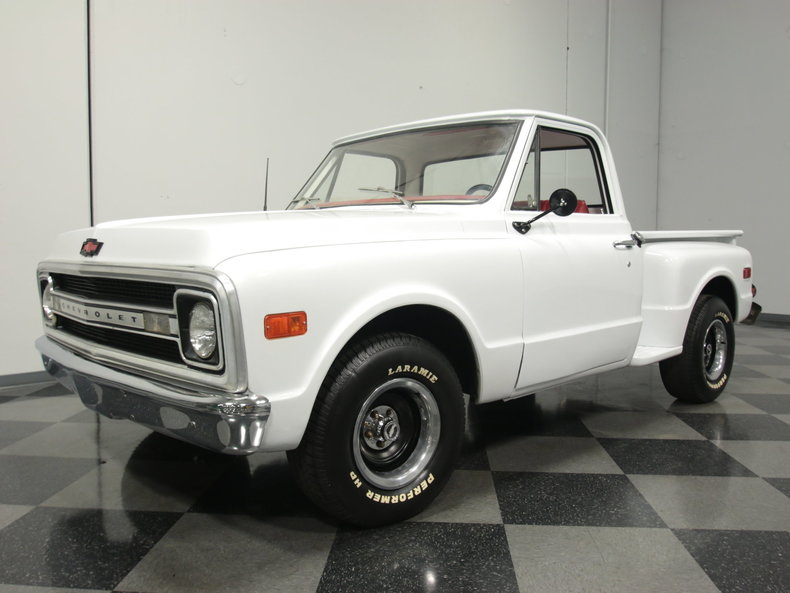 For Sale: 1968 GMC C10