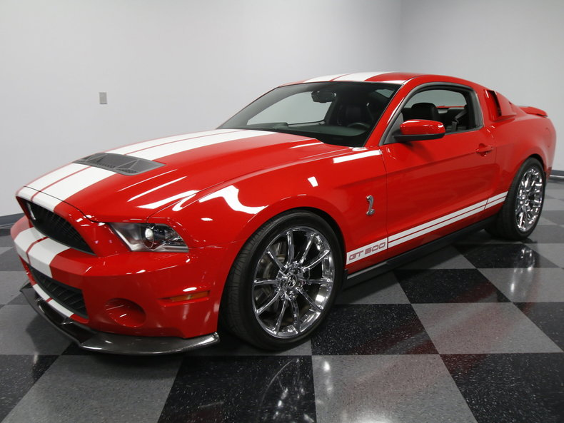 For Sale: 2010 Shelby GT500