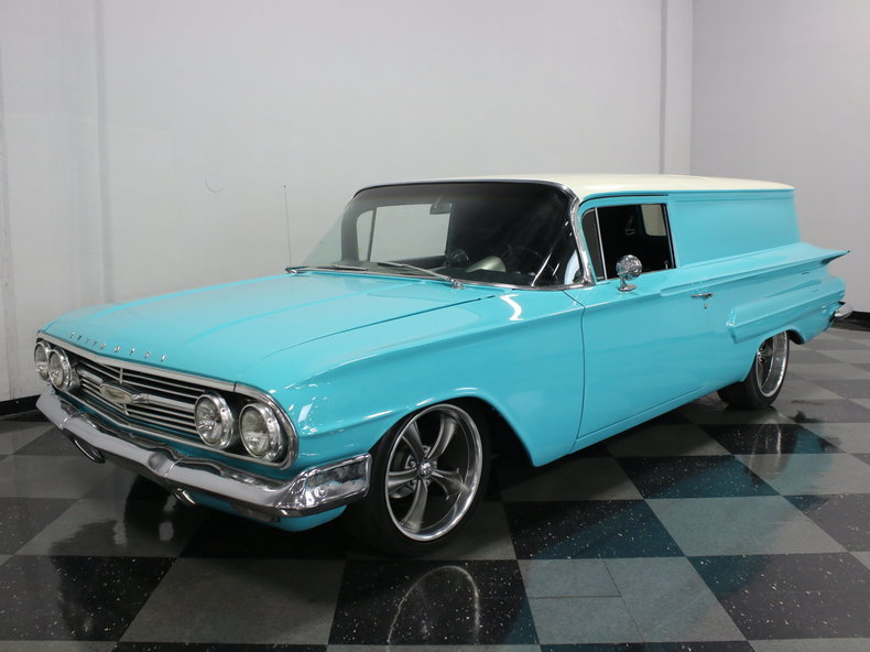 For Sale: 1960 Chevrolet Sedan