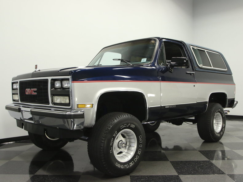 For Sale: 1990 GMC Jimmy SLE