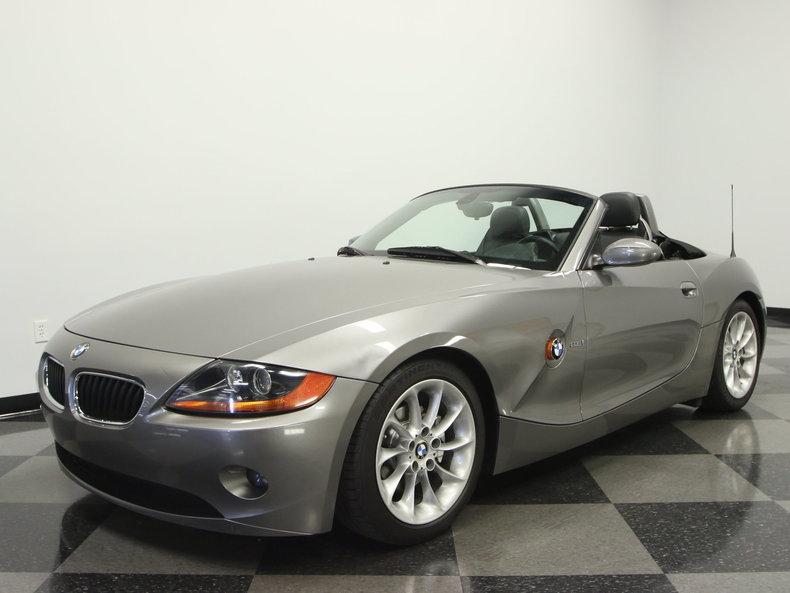 For Sale: 2004 BMW Z4 2.5I