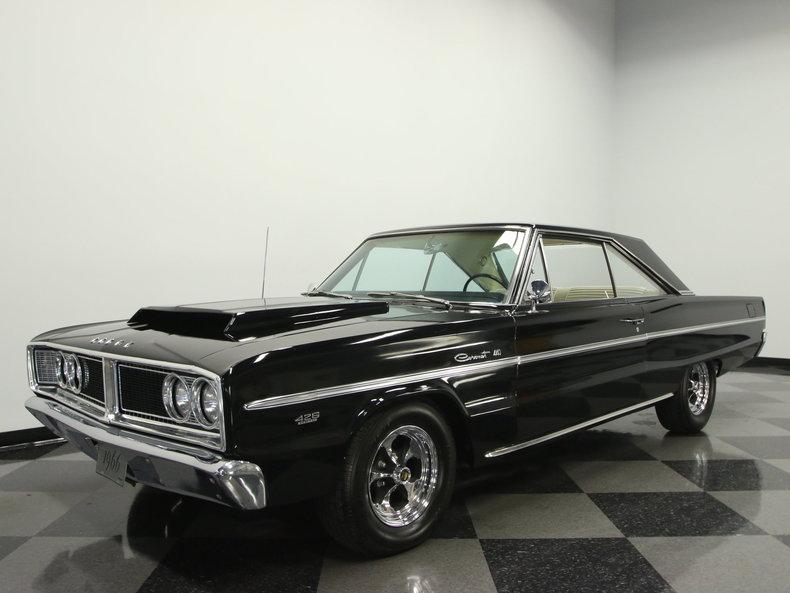 For Sale: 1966 Dodge Coronet