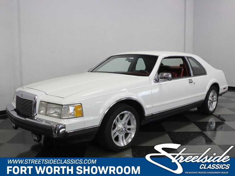 For Sale: 1985 Lincoln Mark VII