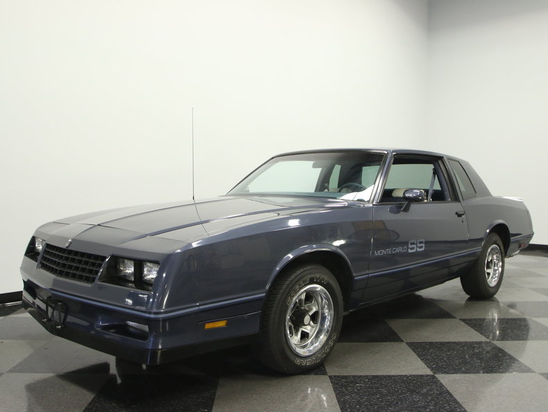 For Sale: 1983 Chevrolet Monte Carlo