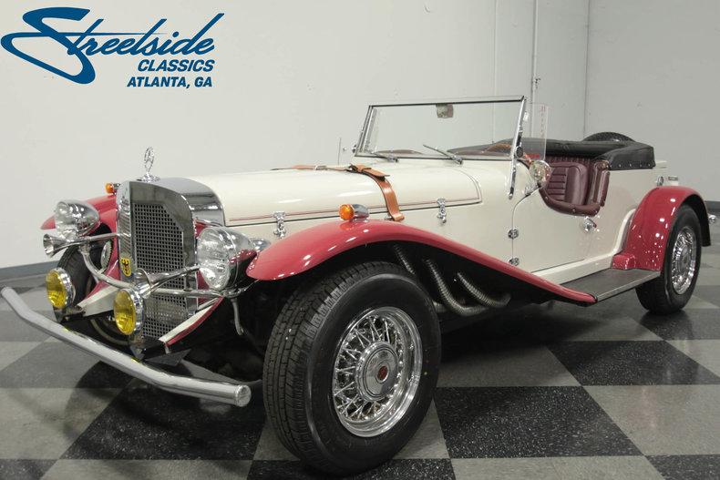 For Sale: 1929 Mercedes-Benz Gazelle