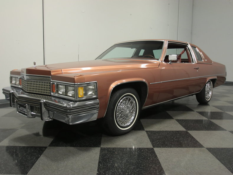For Sale: 1979 Cadillac