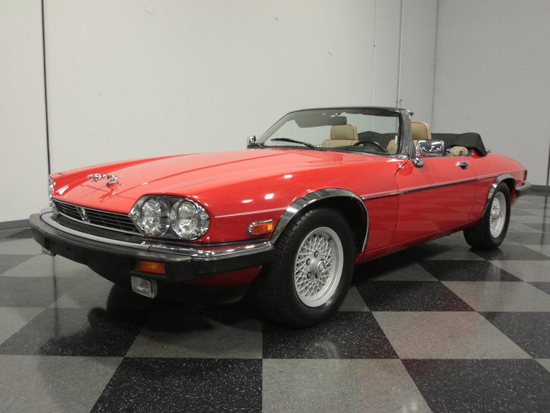 For Sale: 1991 Jaguar XJS