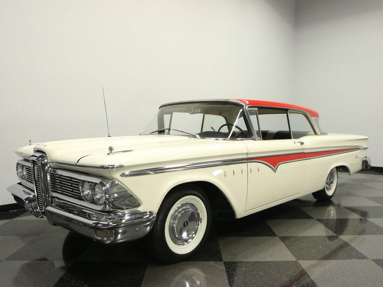 For Sale: 1959 Edsel Ranger