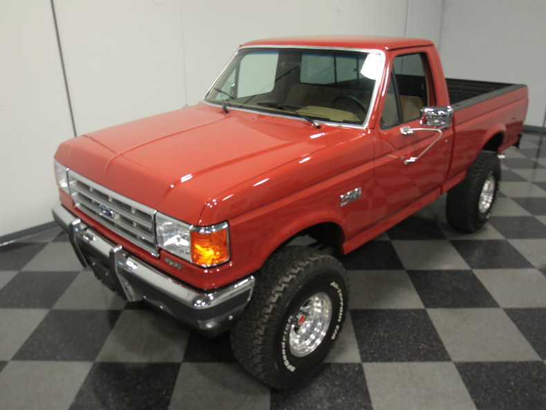 1987 Ford F150 >> 1987 Ford F-150 | Streetside Classics - The Nation's