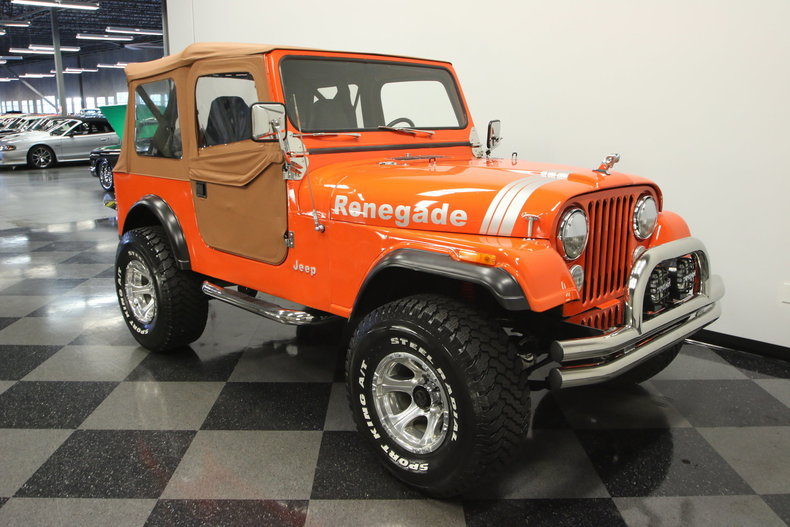 Phoenix Auto Sales >> 1985 Jeep CJ7 | Streetside Classics - The Nation's Trusted Classic Car Consignment Dealer