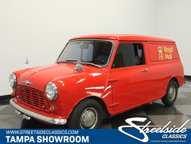 For Sale: 1966 Morris Mini