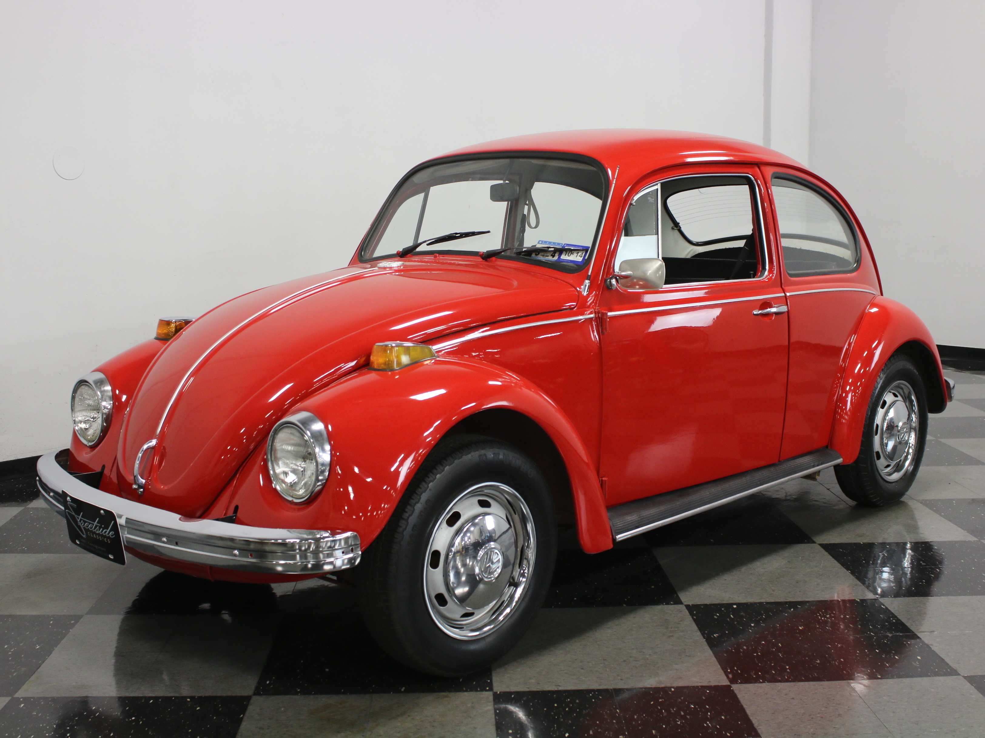 1970 Volkswagen Beetle Streetside Classics The Nation