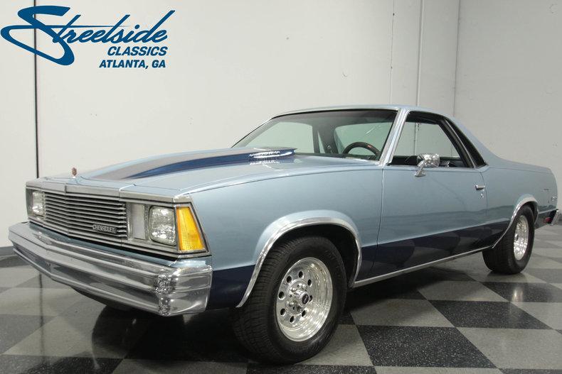 For Sale: 1981 Chevrolet El Camino