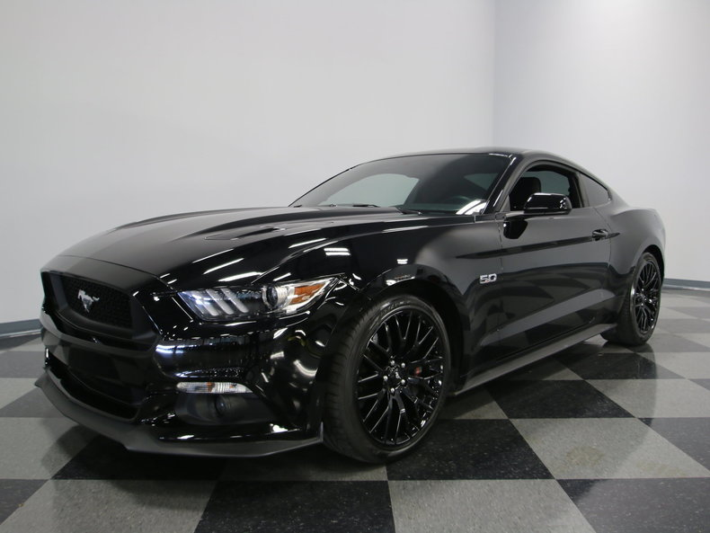 For Sale: 2016 Ford Mustang
