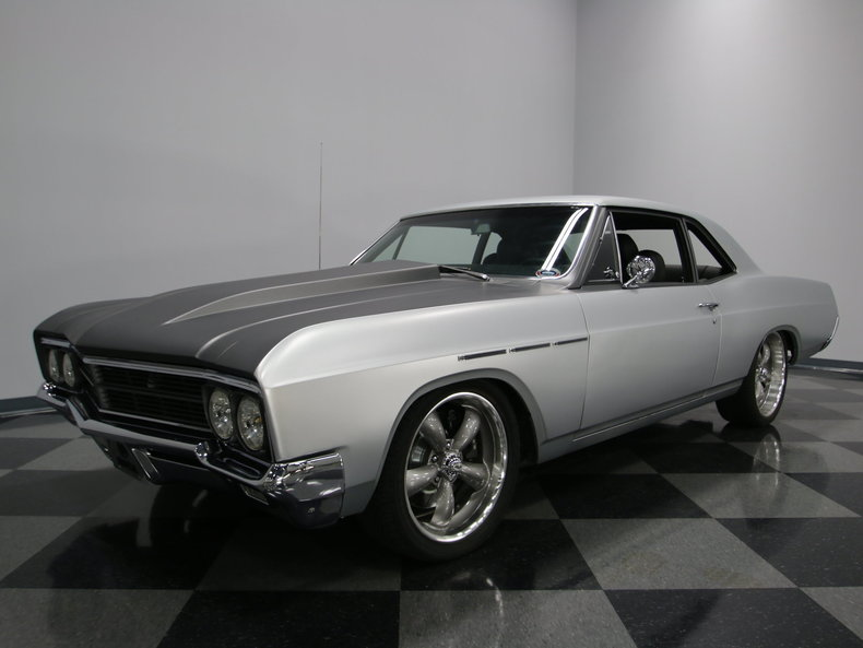 For Sale: 1966 Buick Skylark