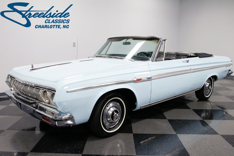 For Sale: 1964 Plymouth Sport Fury