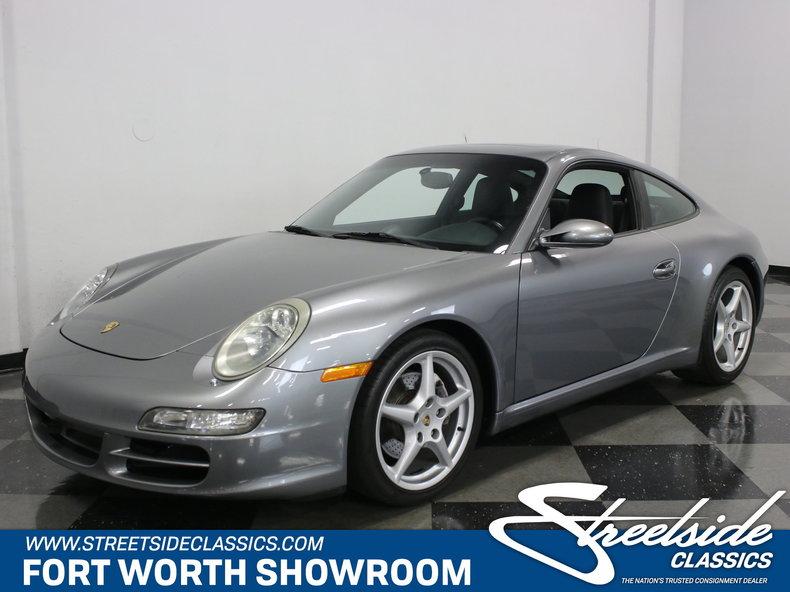 For Sale: 2005 Porsche 911