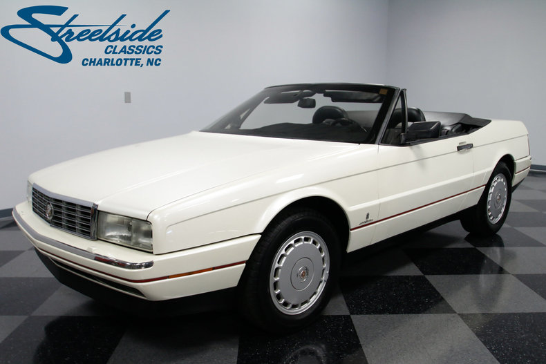 For Sale: 1991 Cadillac Allante