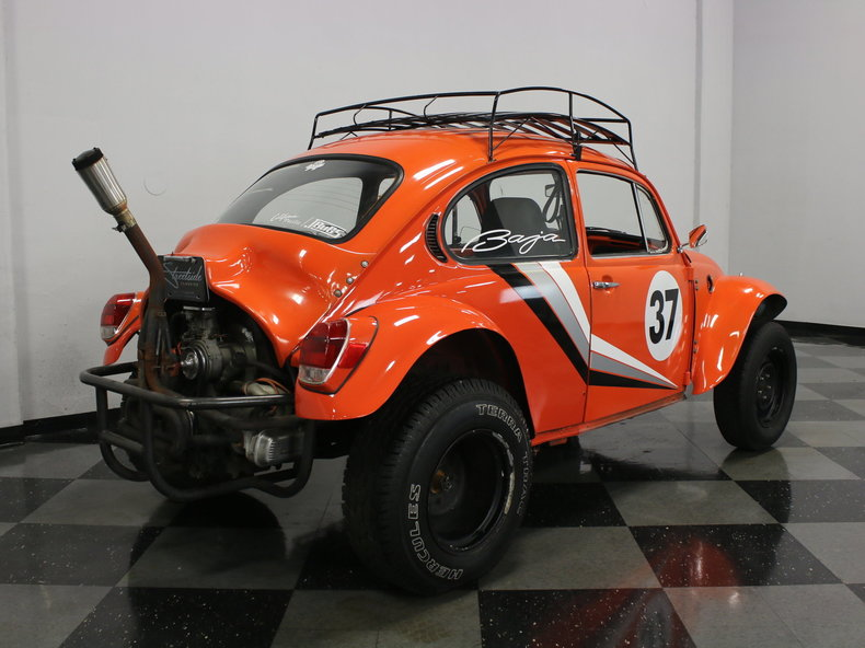 1976 Volkswagen Baja Beetle | Streetside Classics - The Nation's Trusted Classic Car Consignment ...