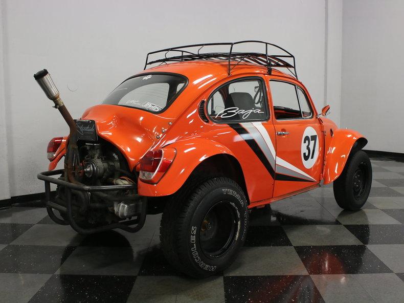 1976 Volkswagen Baja Beetle Streetside Classics The