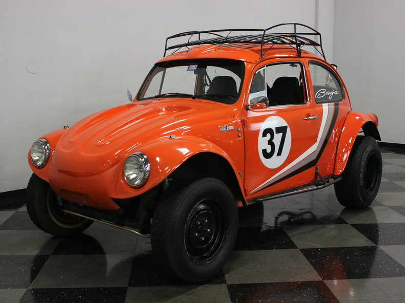 Vw Bug Convertible >> 1976 Volkswagen Baja Beetle | Streetside Classics - The Nation's Trusted Classic Car Consignment ...