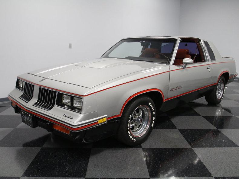 For Sale: 1984 Oldsmobile Cutlass