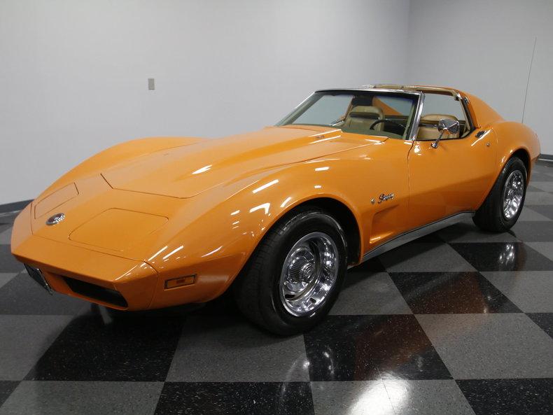 For Sale: 1974 Chevrolet Corvette