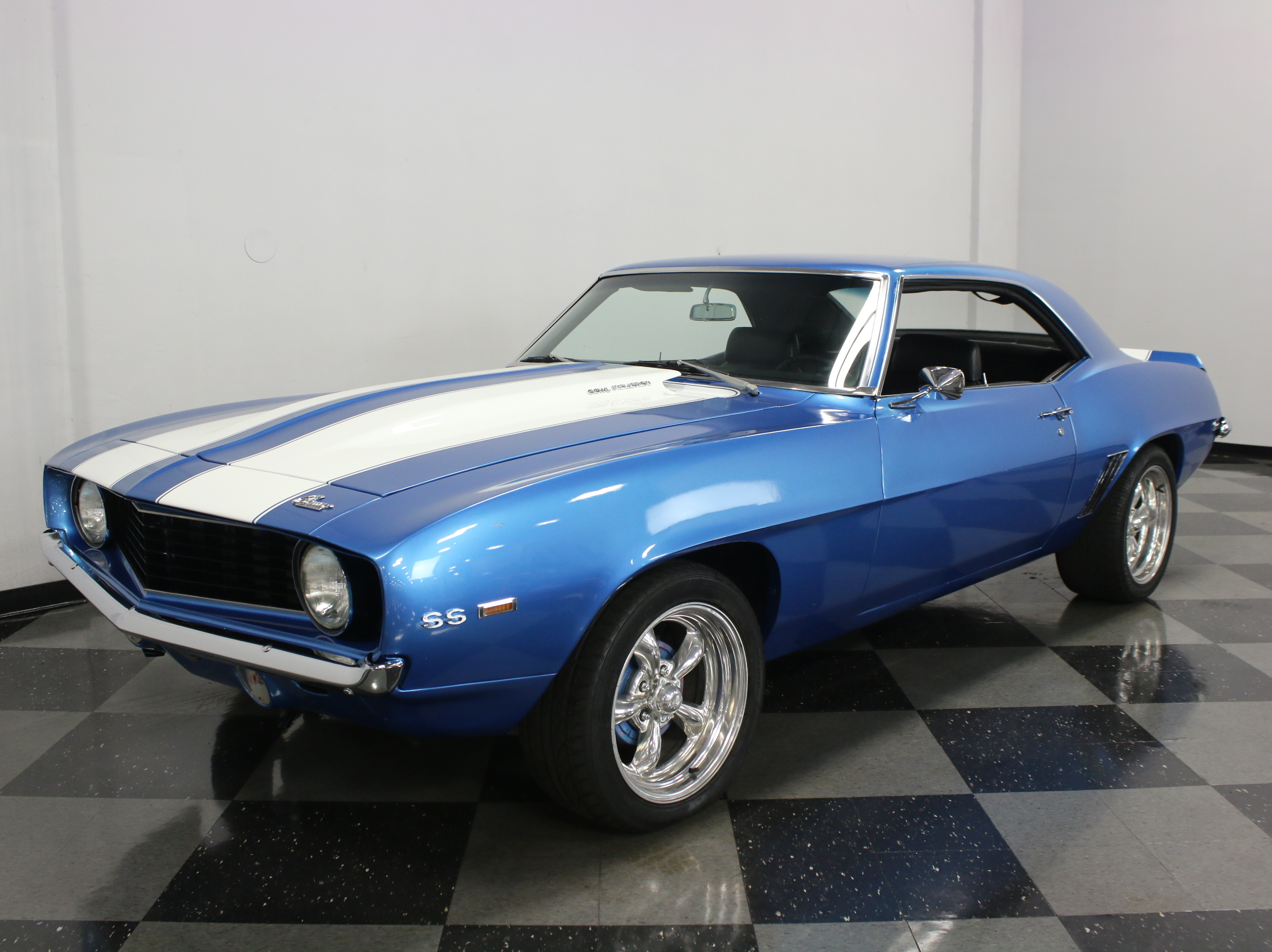 1969 Chevrolet Camaro Streetside Classics The Nation S Trusted Classic Car Consignment Dealer