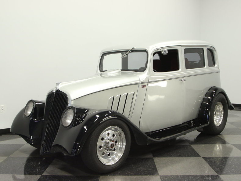 For Sale: 1933 Willys 2 Door Sedan