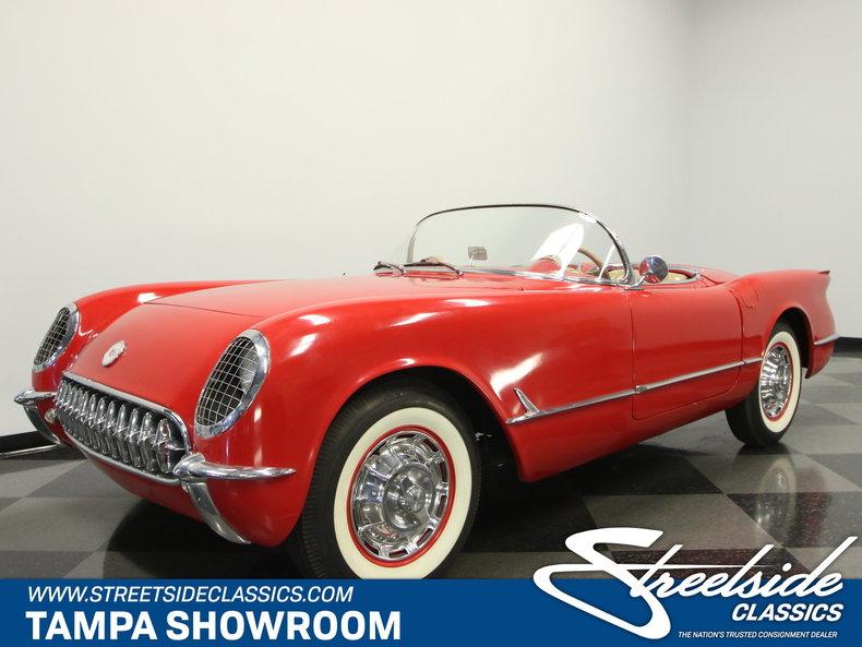 For Sale: 1953 Chevrolet Corvette