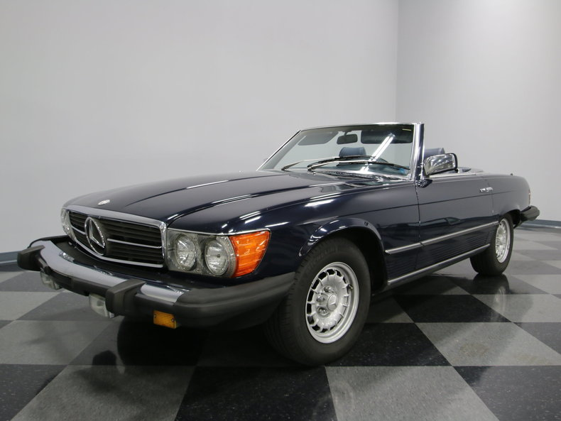 For Sale: 1983 Mercedes-Benz 380SL
