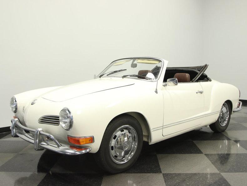 For Sale: 1971 Volkswagen Karmann Ghia