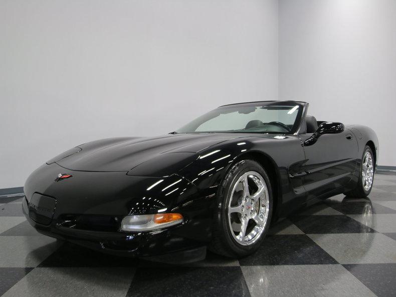 For Sale: 2002 Chevrolet Corvette